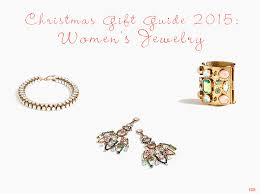 best 2015 christmas gift ideas for her jewelry