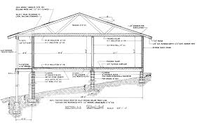 1950s Ranch House Plans Wood Working Plan Access Arbor View House Plans Foundation Details