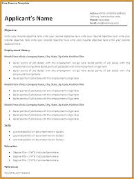 microsoft office resume template free resume sles in word format microsoft office resume