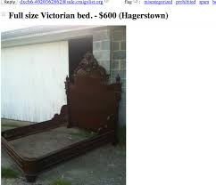 how to make an antique full size bed into a queen size bed sort of