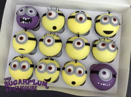 minion cupcake cake minion cupcakes cake by sam harrison cakesdecor