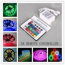 2018 advanced micro unit 24 rgb led light controller