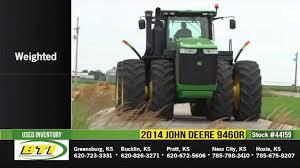 2014 john deere 9640r tractor youtube