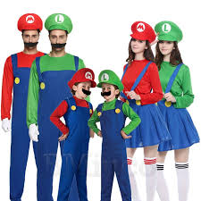 Mario Luigi Halloween Costumes Couples 10 Luigi Costume Ideas Mario Luigi