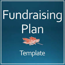 fundraising plan template training resources for the