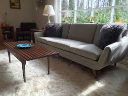 Adrian Sofa Mid Century Modern Adrian Pearsall Sofa For Bassett Prestige Epoch
