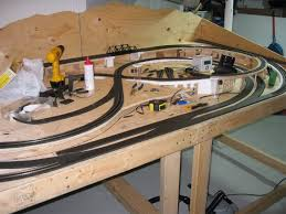 wooden ho train table plans pdf plans