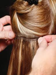 extension hair how to properly care for hair extensions instyle