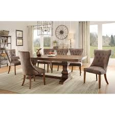 ronan extension table and chairs farmhouse dining table with leaf vinky me