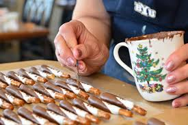 where to buy pretzel rods groom pretzel rods garnish glaze