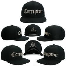 bureau hat the corruption bureau wip caps