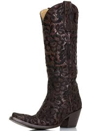corral womens boots sale corral s floral lace cowboy boots