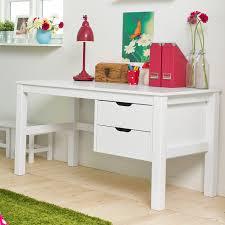 Kiefer Schreibtisch Kinderschreibtisch In Weiß Mit Schubladen Kids Heaven
