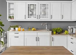 update flat kitchen cabinet doors update your cabinet doors on a dime