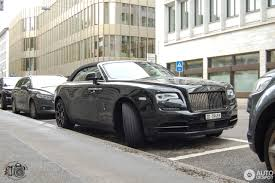 roll royce dawn black exotic car spots worldwide u0026 hourly updated u2022 autogespot