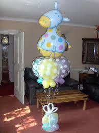 teddy bears inside balloons baby shower balloon ideas from prasdnikov amazing architecture
