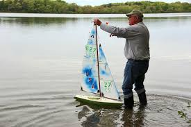 cape cod sailors take to the water u2014with model boats falmouth