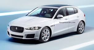 this is what a bmw 1 series from jaguar could look like