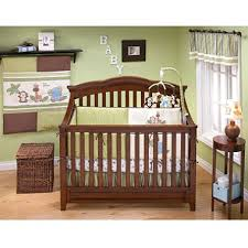 organically grown safari crib bedding set 7 pc sam u0027s club