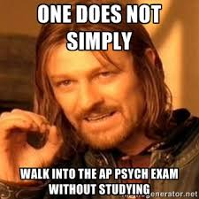 Psych Meme - 12 review ap psych