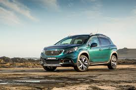peugeot 2008 interior 2017 small suv comparison