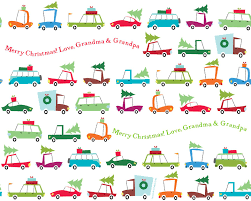 cars wrapping paper personalized cars wrapping paper 12ft frecklebox