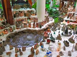 Christmas Town Decorations The Holidays Are Coming Hogar Del Niño Announces Christmas Café