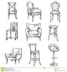 Esszimmerst Le Segm Ler Stühle Zeichnen Rheumri Com