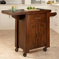 kitchen furnishing design and decoration using small solid cherry