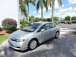 2010 used honda civic sedan sdn 4dr auto lx at royal palm toyota
