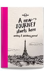lonely planet writing u0026 sketch journal 2017 lonely planet shop