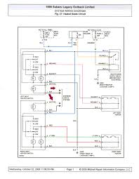 red subaru forester 2000 2001 subaru forester wiring diagram 2000 throughout radiantmoons me