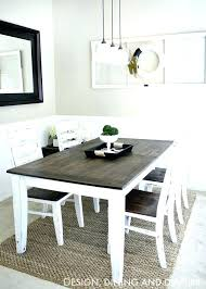 two tone dining table set small kitchen table small kitchen table and two chairs astounding