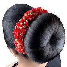 hair decorations majik bridal gajra veni hair accessories for bun decorations free