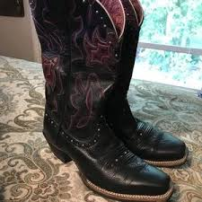 womens pink cowboy boots sale s pink ariat cowboy boots on poshmark