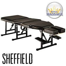 elite chiropractic tables replacement parts amazon com sheffield elite professional portable chiropractic table