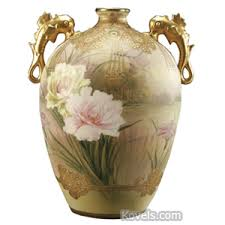 Indian Vases Antique Nippon Pottery U0026 Porcelain Price Guide Antiques