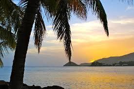 caribbean sunset picture of curtain bluff resort saint mary u0027s