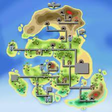 Sinnoh Map Mento Region Map Part 3 By Pokemon Mento On Deviantart