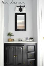Masters Bathroom Vanity by Master Bathroom Vanity Refresh Teeny Ideas
