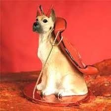 samoyed dog miniature devil christmas ornament new dtd39 9 49