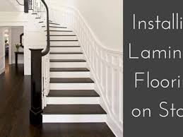 Installing Laminate Flooring On Stairs 12 Can Laminate Flooring Be Installed On Stairs Laminate Flooring