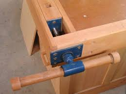Woodworking Bench Vise Hardware homemade vise hardware by greedo lumberjocks com woodworking