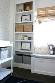 built in window seat how to build a window seat and built in bookcase tutorial