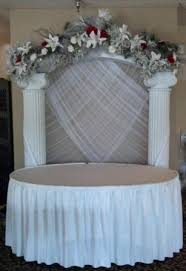wedding arches and columns wedding backdrops backgrounds decorations columns