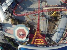 Six Flags Rides Ga Six Flags Over Georgia Cobb County Georgia Dare Devil Dive At 6