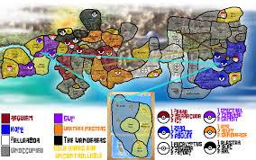 Firmette Maps Highlandlochmaps Pokã Mon Kanto And Johto Map Of Equador