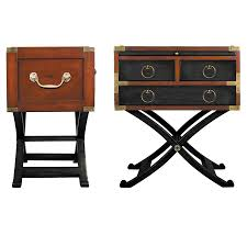 caign style side tables style side table black incredible caign with regard to 9