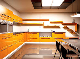 orange kitchens vastu color for kitchen cabinets kitchen cabinets pinterest