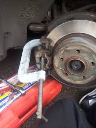 quote on brake job how to change brake pads and discs on a mercedes e class w211